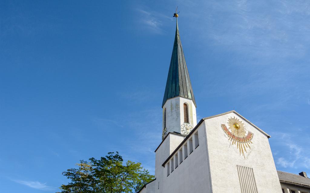 Evangelische Apostelkirche