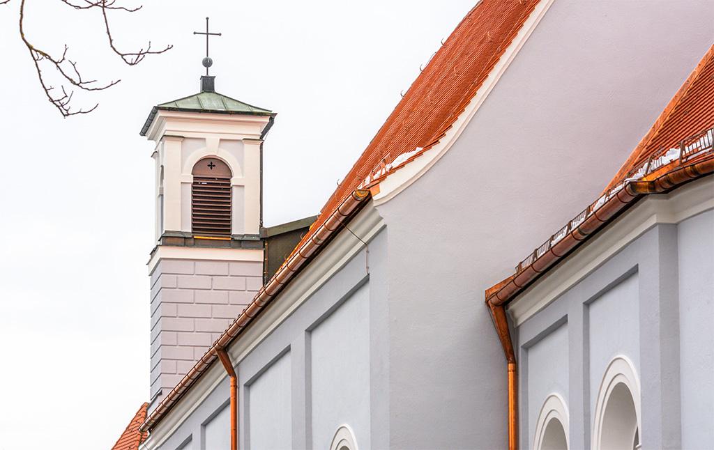 Dreifaltigkeitskirche beim Heilig-Geist-Spital